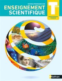 Enseignement scientifique terminale : enseignement commun : nouveau programme 2020