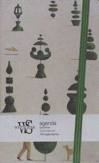 Jardins à l'anglaise : agenda 2021