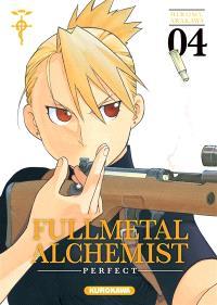 Fullmetal alchemist perfect. Volume 4