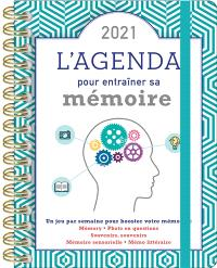 L'agenda pour entraîner sa mémoire 2021 : un jeu par semaine pour booster votre mémoire