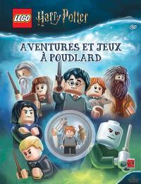 Lego Harry Potter : aventures et jeux à Poudlard