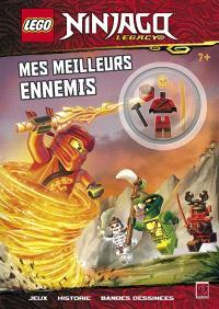 Lego Ninjago : legacy : mes meilleurs ennemis