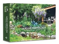 Jardins merveilleux : l'agenda-calendrier 2021