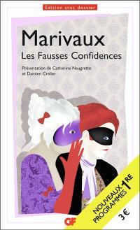 Les fausses confidences : nouveaux programmes 1re