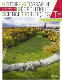 Histoire géographie, géopolitique, sciences politiques terminale, enseignement de spécialité : nouveau programme : format compact