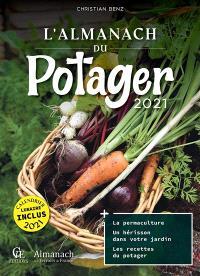 L'almanach du potager 2021
