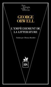 L'empêchement de la littérature : sur la liberté d'expression et de pensée