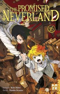 The promised Neverland. Volume 16