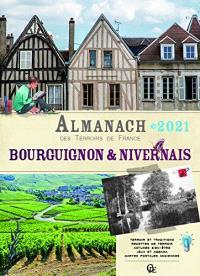Almanach Bourguignon & Nivernais 2021