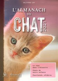 L'almanach du chat 2021