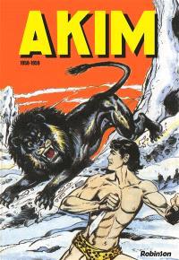 Akim : l'intégrale. Volume 1, 1958-1959