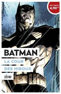 Batman. Volume 1, La cour des hiboux : OP été 2020