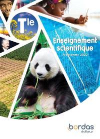 Enseignement scientifique terminale : programme 2020