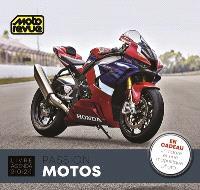 Passion motos : livre agenda 2021