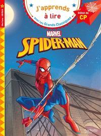 Spider-Man : début de CP, niveau 1