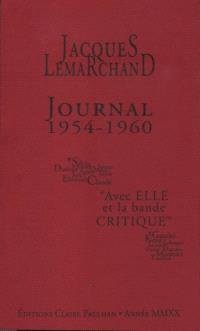 Journal, 1954-1960