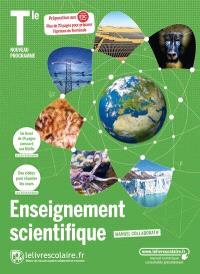 Enseignement scientifique terminale : manuel collaboratif : nouveau programme
