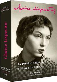 Clarice Lispector : coffret centenaire