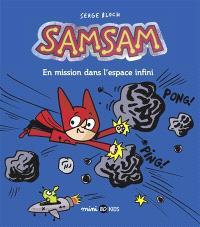 SamSam. Volume 7, En mission dans l'espace infini