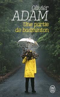 Une partie de badminton