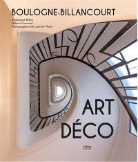 Art déco : Boulogne-Billancourt