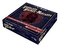 Sherlock Holmes vs Moriarty : escape game : 5 scénarios pour entrer dans la peau de Sherlock Holmes
