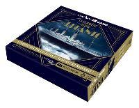 La dernière heure du Titanic : escape game : échappez aux eaux glacées et survivez au naufrage !