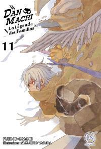 Danmachi : la légende des Familias. Volume 11