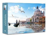 Paysages d'Italie : l'agenda-calendrier 2021
