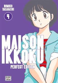 Maison Ikkoku. Volume 4