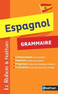 Espagnol : grammaire