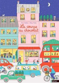 Max et lapin. Volume 14, La course au chocolat : une histoire de Max et lapin