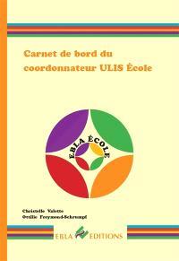 Carnet de bord du coordonnateur Ulis école