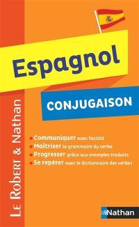 Espagnol : conjugaison