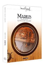 Marius : histoire complète : écrin tomes 1 et 2