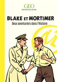 Blake et Mortimer : deux aventuriers dans l'histoire