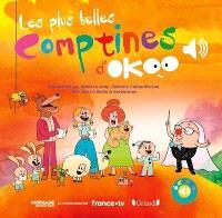Les plus belles comptines d'Okoo