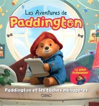 Les aventures de Paddington, Paddington et les tâches ménagères