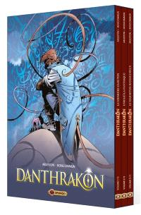 Danthrakon : coffret tomes 1 à 3