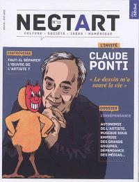 Nectart : culture, société, idées, numérique. n° 11, L'indépendance : autonomie de l'artiste, musique sous emprise des grands groupes, dépendance des médias...