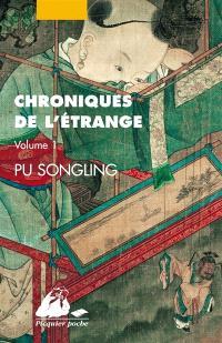 Chroniques de l'étrange. Volume 1