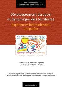 Développement du sport et dynamique des territoires : expériences internationales comparées