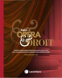 Entre Opéra et Droit
