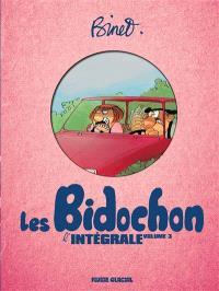 Les Bidochon : l'intégrale. Volume 3