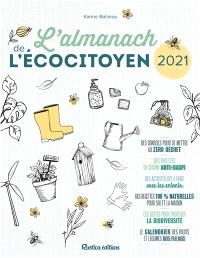 L'almanach de l'écocitoyen 2021