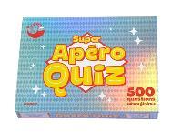 Super apéro quiz : 500 questions : culture générale