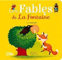 Les fables de la Fontaine : livre pop-up