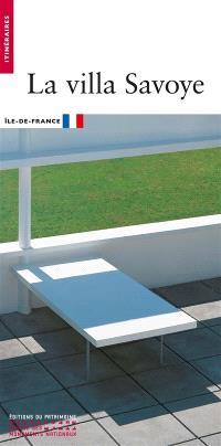 La villa Savoye : Ile-de-France