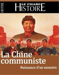Le Figaro histoire. n° 52, Comment les communistes ont pris le pouvoir en Chine : la résistible ascension de Mao Zedong