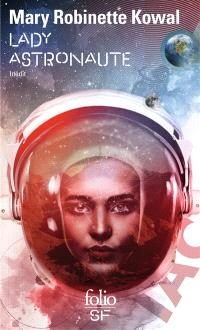 Lady astronaute
